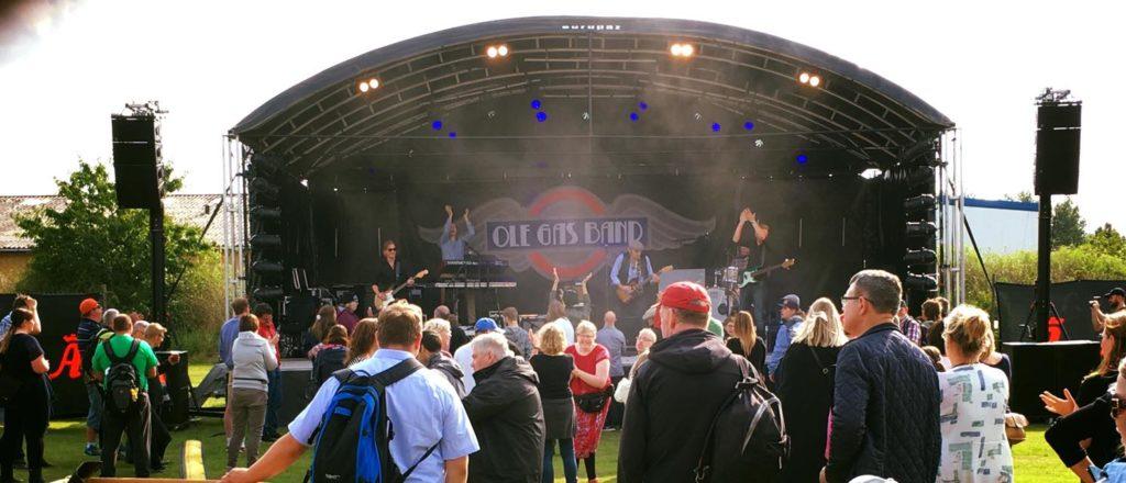 Festival i Nyborg